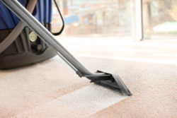 how to pretreat carpet stains before steam cleaning